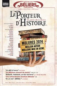 Le Porteur d'Histoire est une chasse au trésor littéraire créée et mise en scène par Alexis Michalik.